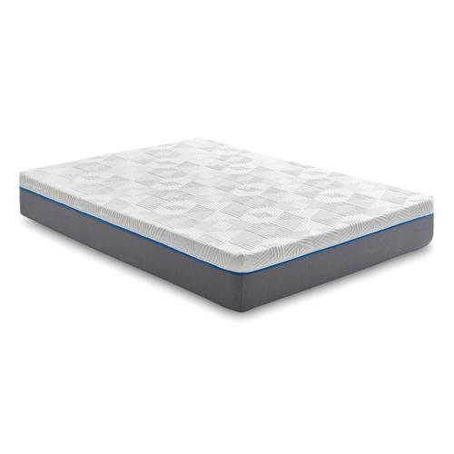 "Renue 12"" Medium Firm Memory Foam Mattress in Box, Twin XL"