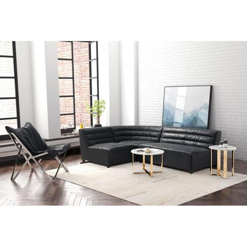 Soho Loveseat Vintage Black