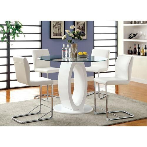 Lodia II Round Counter Ht. Table