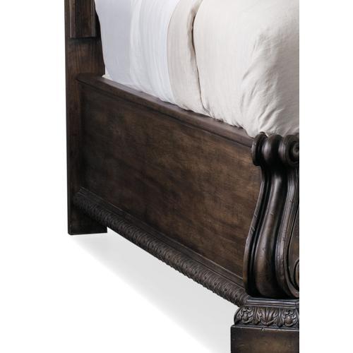 Hooker Furniture - Rhapsody California King Panel Rails