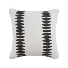 Huntington Pillow Cover Grey
