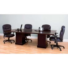 """48"""" Expandable Conference Table"""