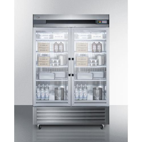 Summit - 49 CU.FT. Reach-in Refrigerator