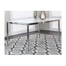 Atom-chrome Table Base