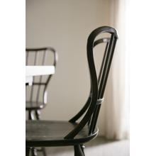 See Details - Ciao Bella Spindle Back Counter Stool-Black