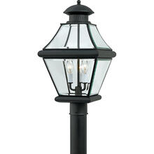 See Details - Rutledge Outdoor Lantern in Mystic Black