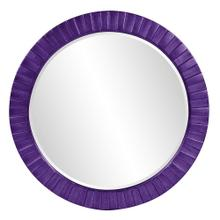 View Product - Serenity Mirror - Glossy Royal Purple