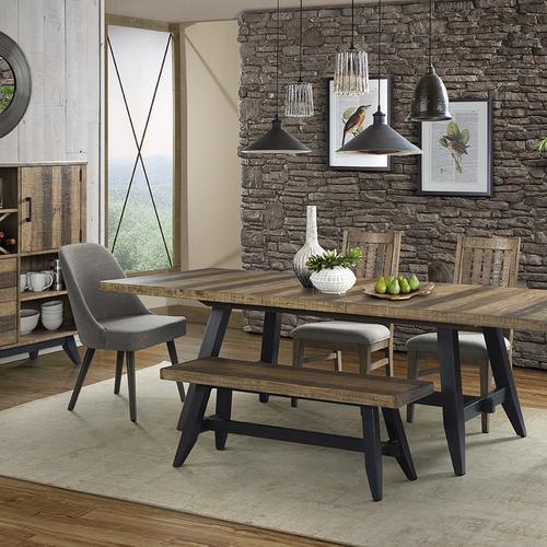 Intercon Furniture - Urban Rustic Mid-Century Chair