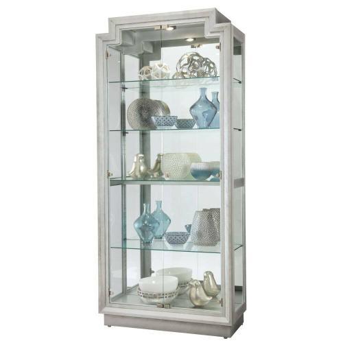 Howard Miller - Howard Miller Bexley IV Curio Cabinet 680713
