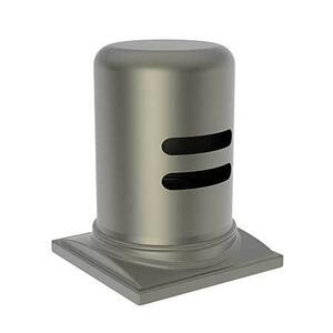 Gun Metal Air Gap Cap & Escutcheon Only