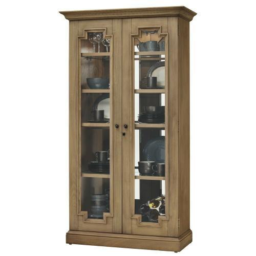 Howard Miller - Howard Miller Chasman II Curio Cabinet 670011