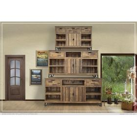 """See Details - 70"""" TV Stand w/ 2 Drawer, 2 Doors & 5 Shelves"""