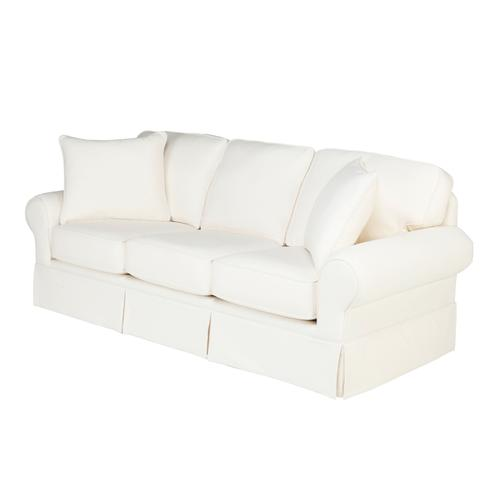 Gallery - Just Your Style I Medium Sofa Skirted with Roll Arm