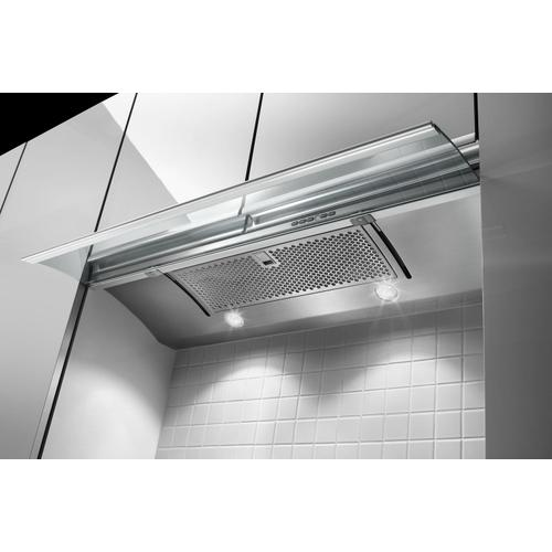 KitchenAid - 36'' Slide-Out 400 CFM Stainless Steel