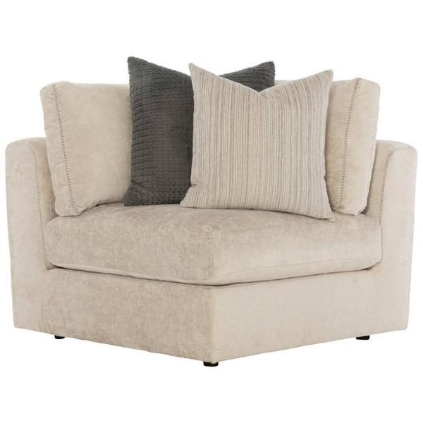 See Details - Oasis Corner Chair
