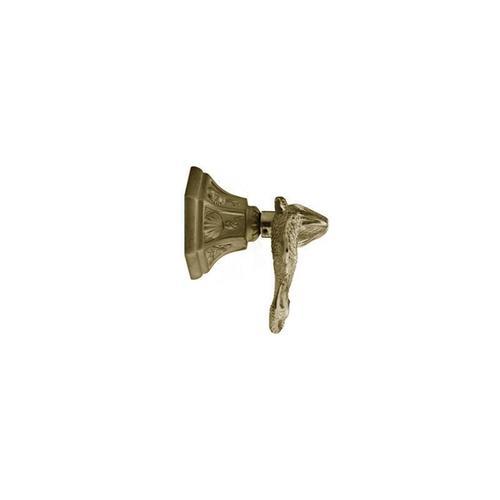 DOLPHIN Volume Control/Diverter Trim 2PV101A - Polished Brass