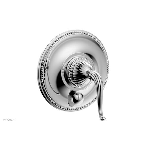 GEORGIAN & BARCELONA Pressure Balance Shower Plate with Diverter and Handle Trim Set PB2141TO - Polished Chrome