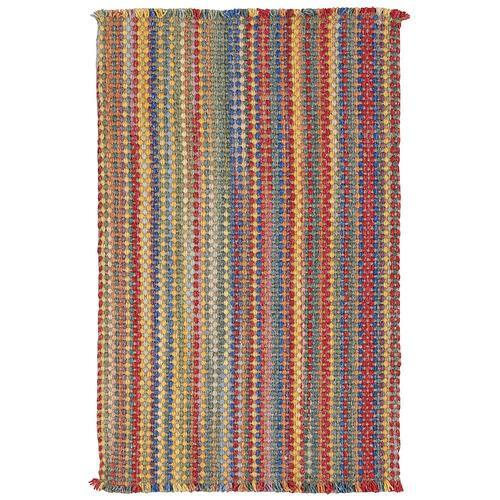 Hampton Beach Party Flat Woven Rugs