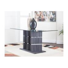 Holden Charcoal Table Base