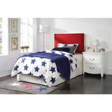 RED QUEEN/FULL HEADBOARD @N