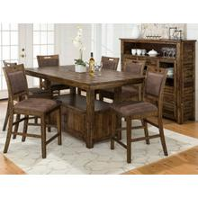 Cannon Valley High/low Dining Table Top