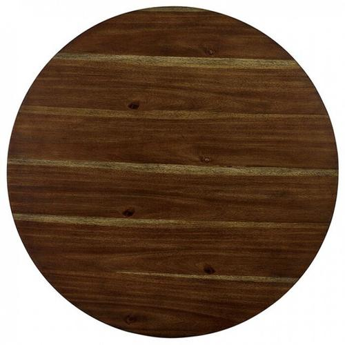 Furniture of America - Blackwood 5 Pc. Round Table Set