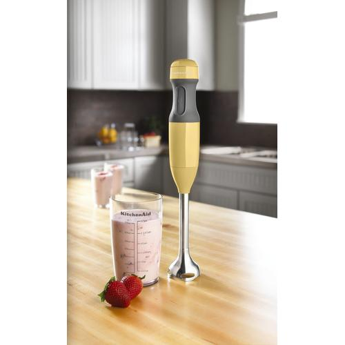 2-Speed Hand Blender Majestic Yellow