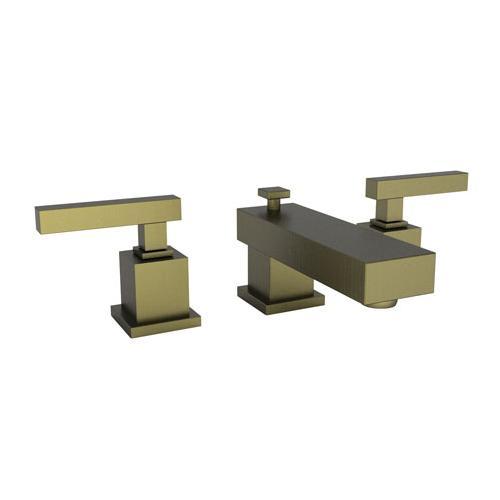 Newport Brass - Antique Brass Widespread Lavatory Faucet