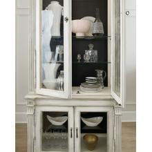 See Details - Sanctuary Display Cabinet Blanc