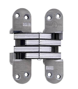 Model 218FR Fire Rated Invisible Hinge Unplated Product Image