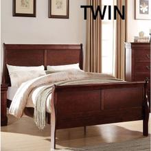 LOUIS PHILIPPE TWIN BED