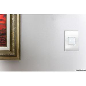 Touch Wi-Fi Ready Master Dimmer, Incandescent / Halogen, White