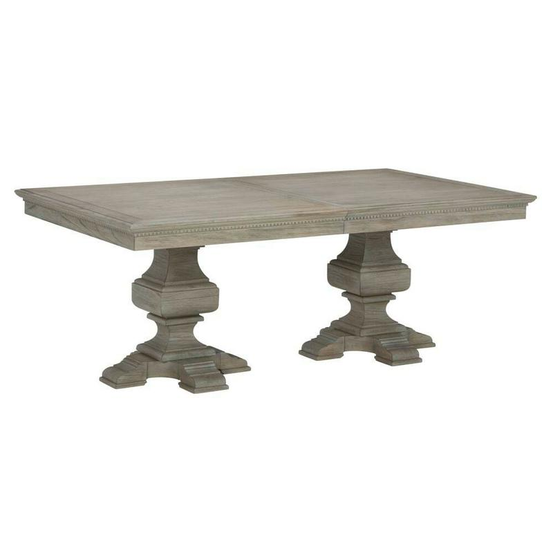 25229 Wellington Estates Double Pedestal Dining Table