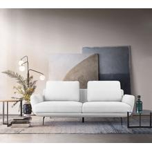 View Product - Divani Casa Dolly Modern - Off White Fabric Sofa
