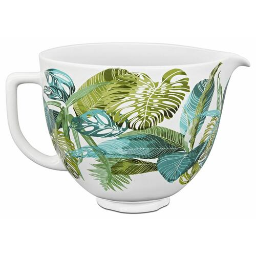 Gallery - Exclusive Artisan® Series Stand Mixer & Patterned Ceramic Bowl Set - Pistachio
