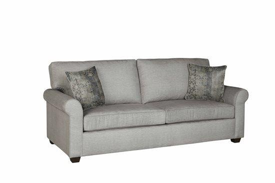 Sofa - Shown in 114-08 Gray Finish