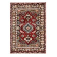 "Landis-Kazak Classic Red - Rectangle - 3'3"" x 4'10"""