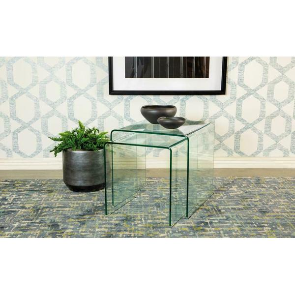 See Details - 2 PC Nesting Table