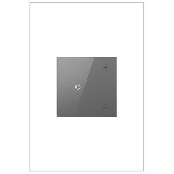 Touch Wi-Fi Ready Master Dimmer, Tru-Universal, Magnesium