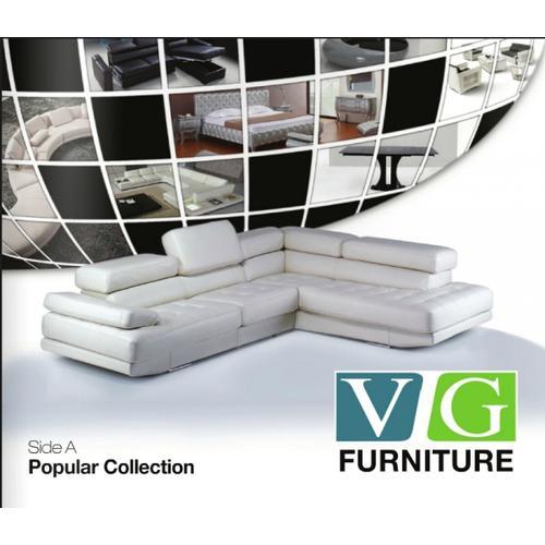 """VIG Furniture - VIG Furniture 2012 Catalog - Side A """"Popular Collection"""""""