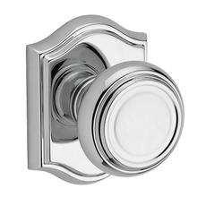 View Product - Polished Chrome Traditional Reserve Knob