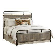 Product Image - Mill House Folsom King Metal Bed - Complete