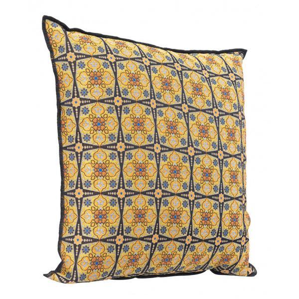 Splendor Pillow Yellow