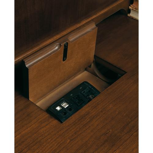 Hooker Furniture - Cherry Creek Computer Credenza