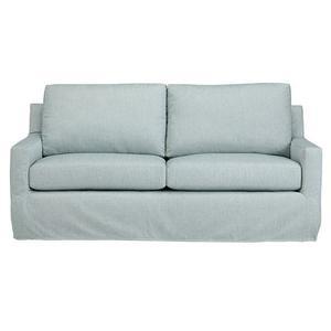 Slip Covered Sofa - Shown in 121-60 Mist Finish