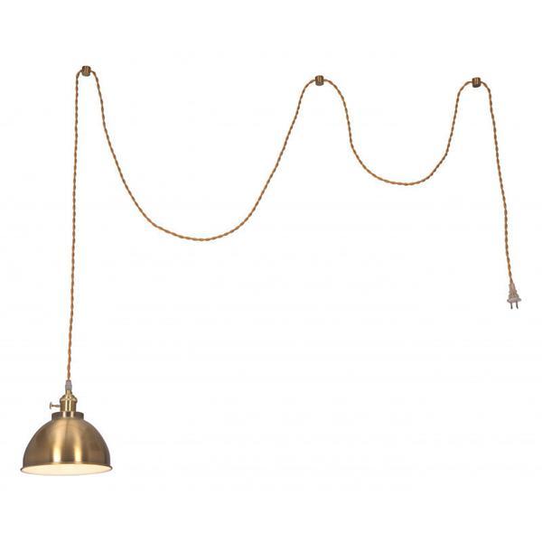 Oscar Ceiling Lamp Brass