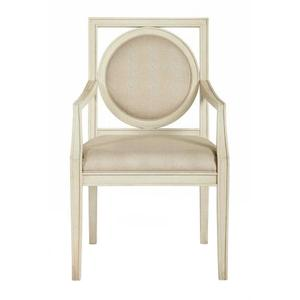 Salon Arm Chair in Alabaster (341)