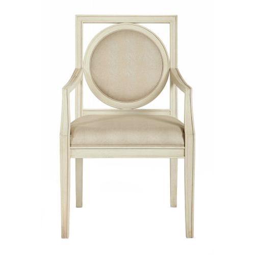 Gallery - Salon Arm Chair in Alabaster (341)