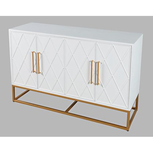 "Argyle Glen 60"" Accent Cabinet"