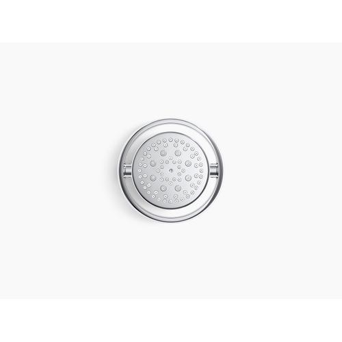 Oil-rubbed Bronze 2.5 Gpm Multifunction Wall-mount Showerhead